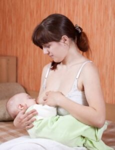 Acupuncture for Insufficient Breast Milk