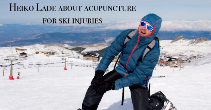 Ken Morrison of Radio Kidnappers interviews Heiko Lade about Acupuncture for Ski Injuries