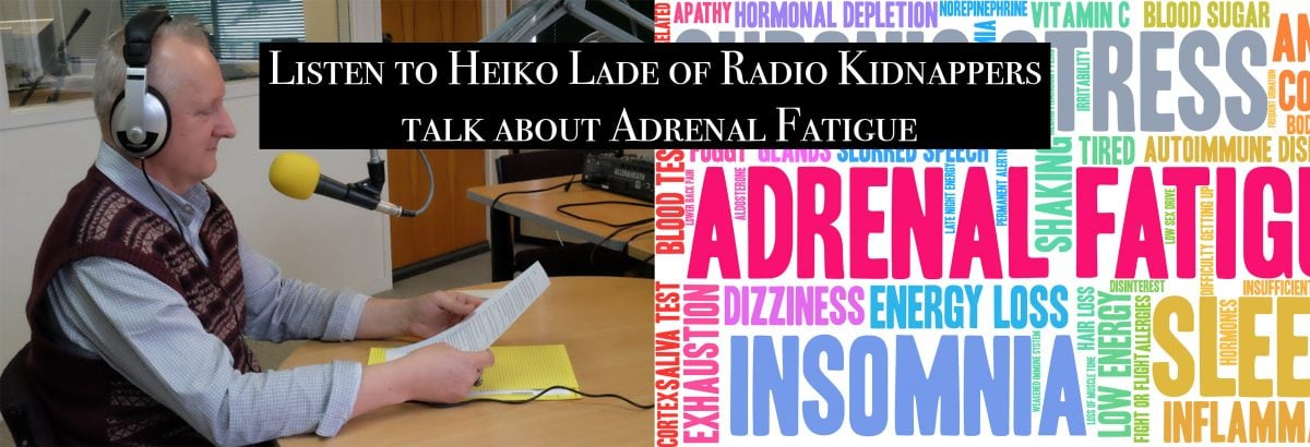 The Acupuncture Clinic Adrenal Fatigue
