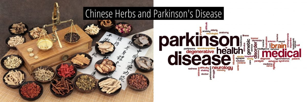 Chinese Herbs and Parkinson's Disease