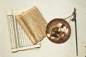 Chinese Herbs and Text Book