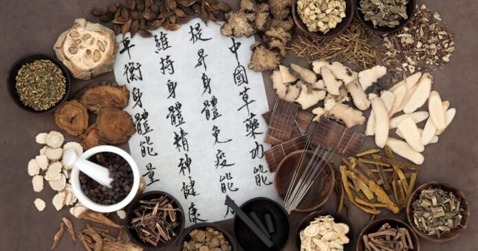 Chinese herbs for acid reflux