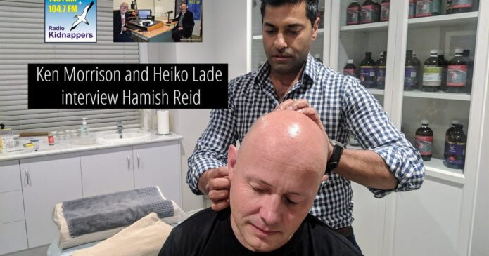 Hamish Reid The Acupuncture Clinic