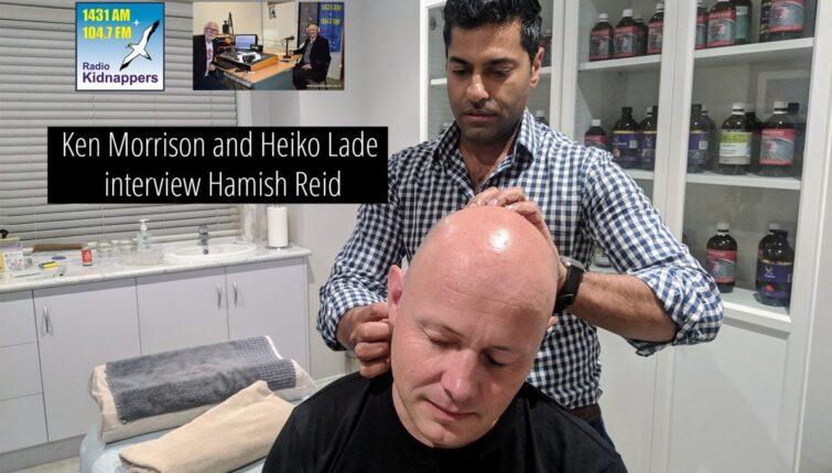 Hamish Reid The Acupuncture Clinic