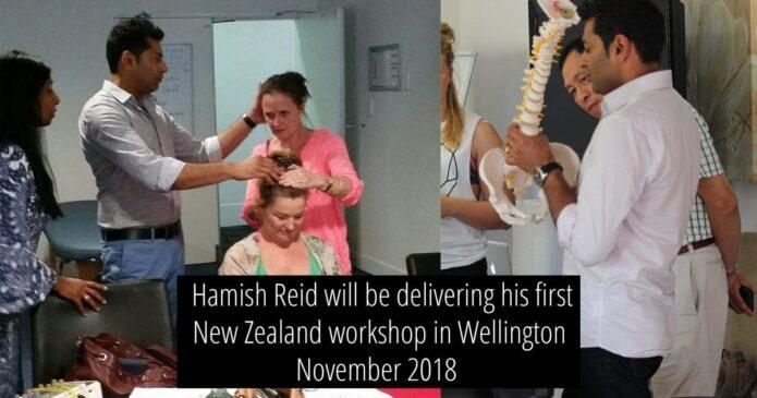 Hamish Reid acupuncture