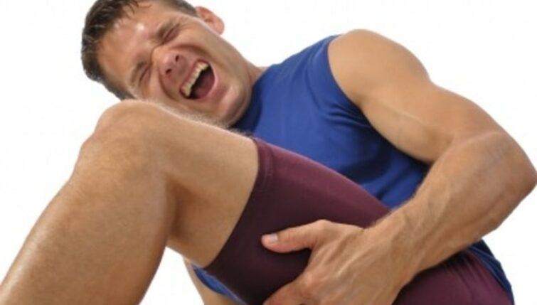 Hamstring injury