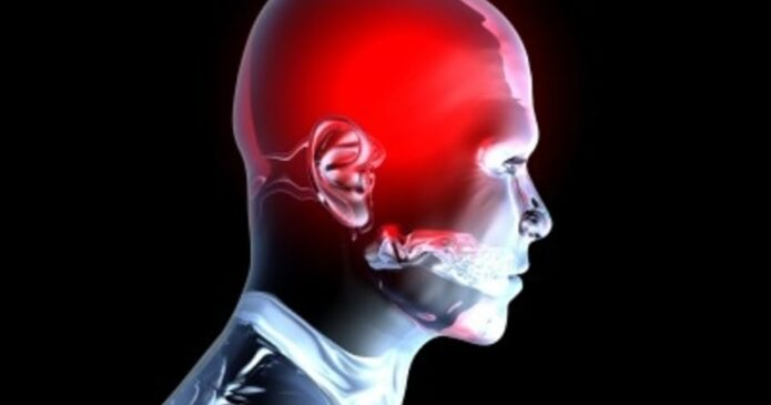 Liver Fire in the head causing migraine