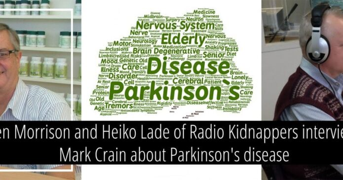 Mark Crain and Parkinson's disease
