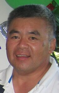 Selwyn Wong Doo, well known Auckland acupuncturist