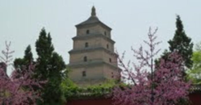 Spring in Xi'an