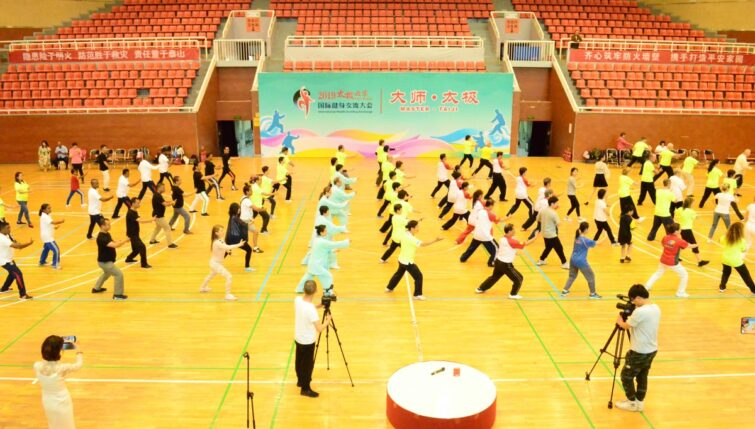 Tai-Chi-at-the-Yuetan-Gymnasium