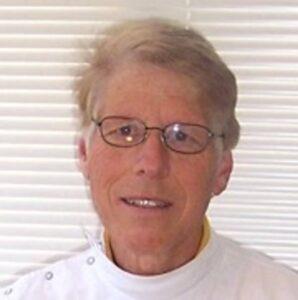 Tim Haiselden- winner of the NZ Order of Merit