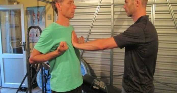 Health benefits of the Wing Chun stance