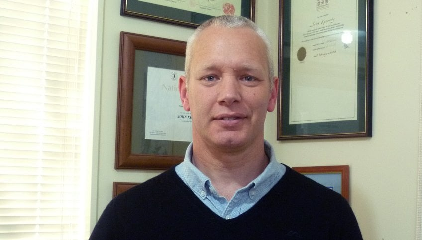 Masterton Acupuncturist – John Kennedy
