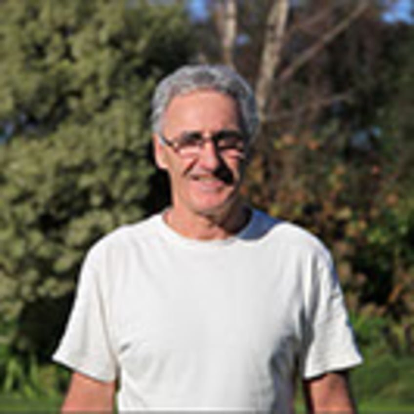 Michael Goodhue explains the concept of qi gong