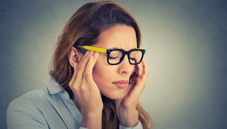 lack of sleep can lead to migraine
