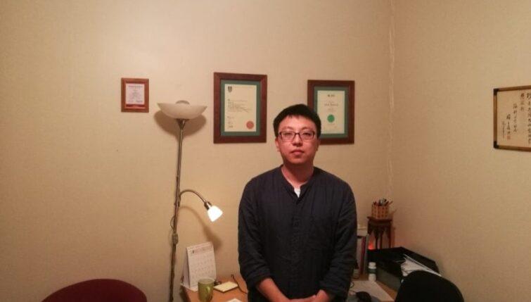 Mike Yin - Tui Na Specialist