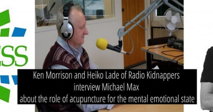 On Air Radio Show - Michael Max