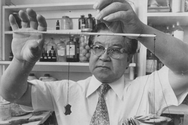 William Wong Doo (President of Acupuncture NZ from 1977 to 1984)